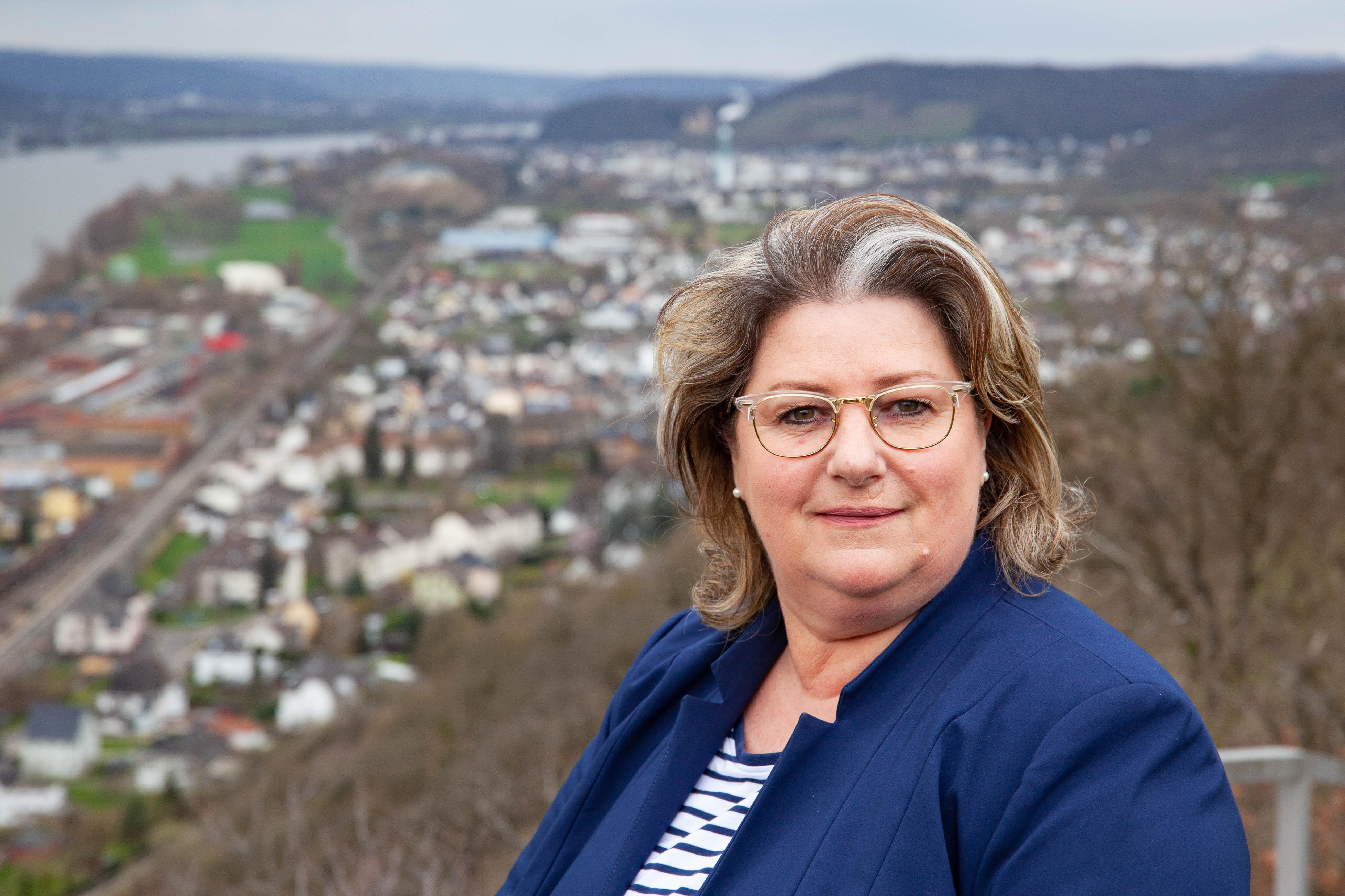 Petra Stirnberg sagt Wahlkampf-Termine ab - Gesundheit hat Priorität