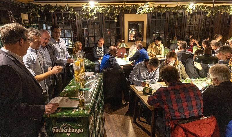40 Mannschaften für den Hachenburger Pils-Cup ausgelost