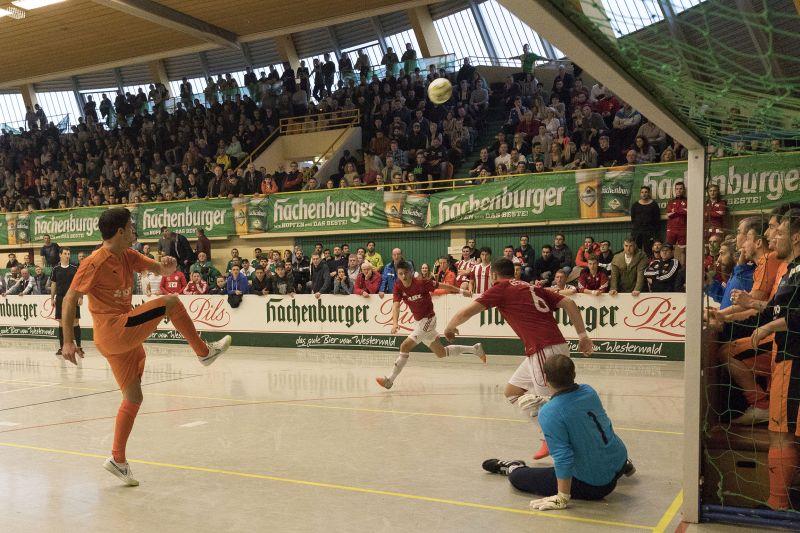 Der 28. Hachenburger Pils Cup: Ein Fußballevent der Extraklasse