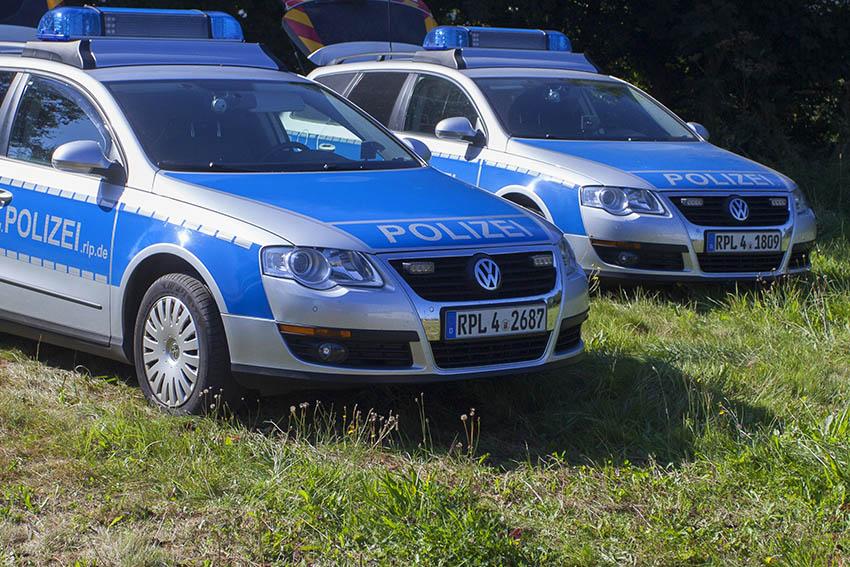 Flüchtender Fahrer konnte von Polizei schnell gestellt werden