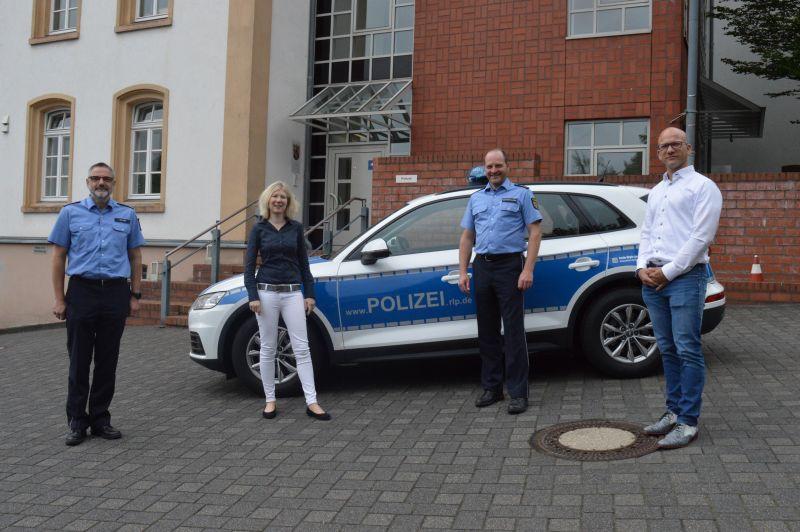 Polizei Montabaur – bewährte Arbeit setzt sich fort