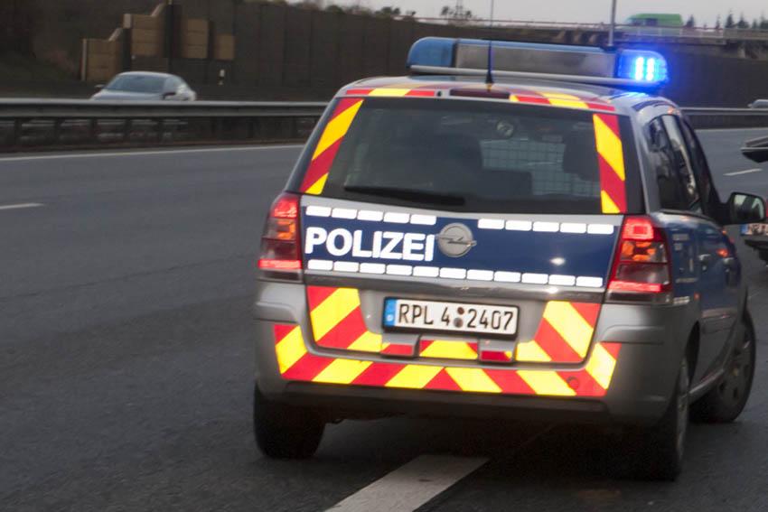 Betrunkener Westerwälder liefert sich Verfolgungsfahrt mit Polizei