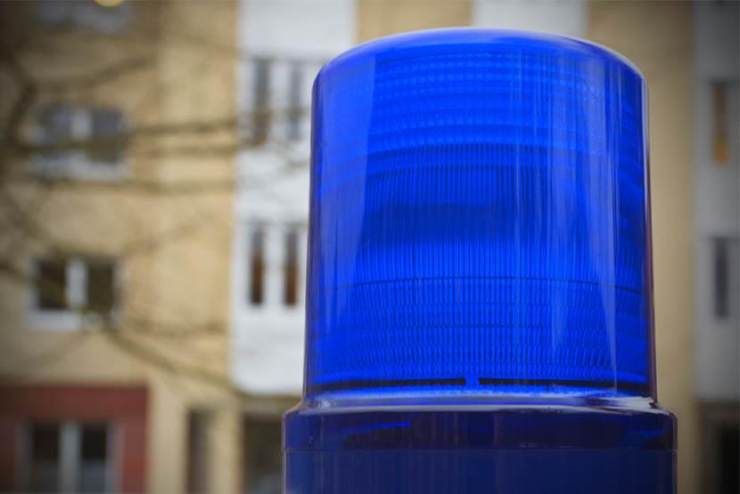 Gemischtwarenladen der Polizeiinspektion Linz am Wochenende