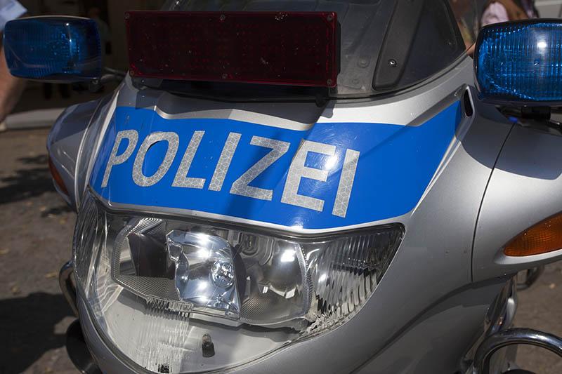 Zweiradkontrollen in Pottum am Wiesensee - WW-Kurier - Internetzeitung für den Westerwaldkreis