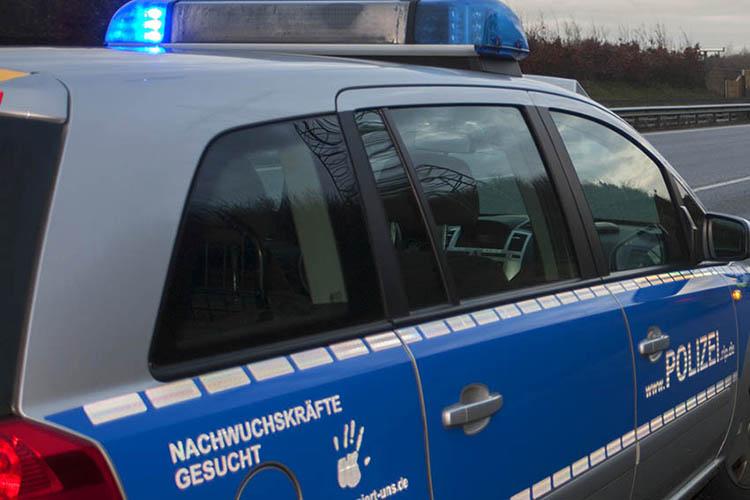 Reisebus entwendet und angeblich Geldautomat aufgebrochen
