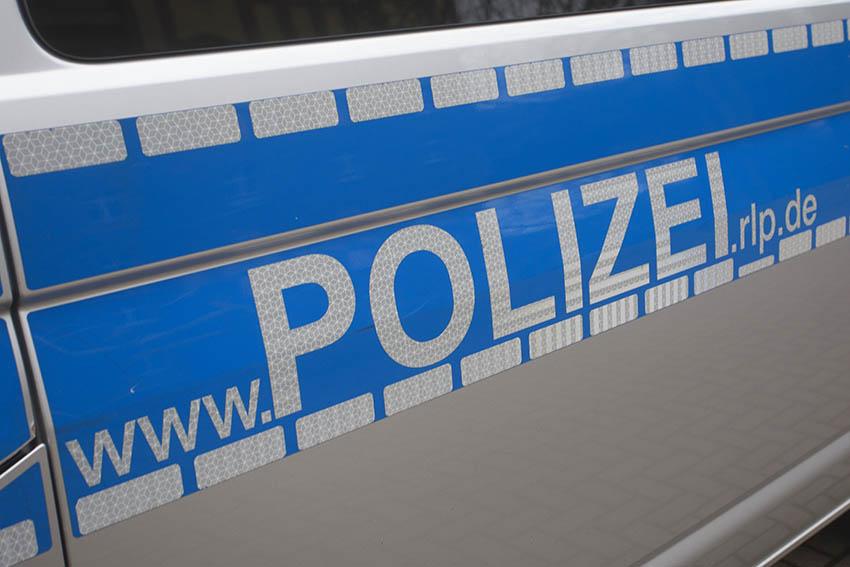 Polizei Bendorf berichtet vom Wochenende