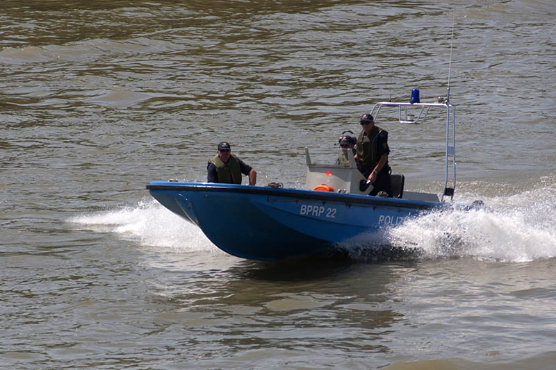 Hochwasser beschäftigte auch die Polizeiinspektion Bendorf