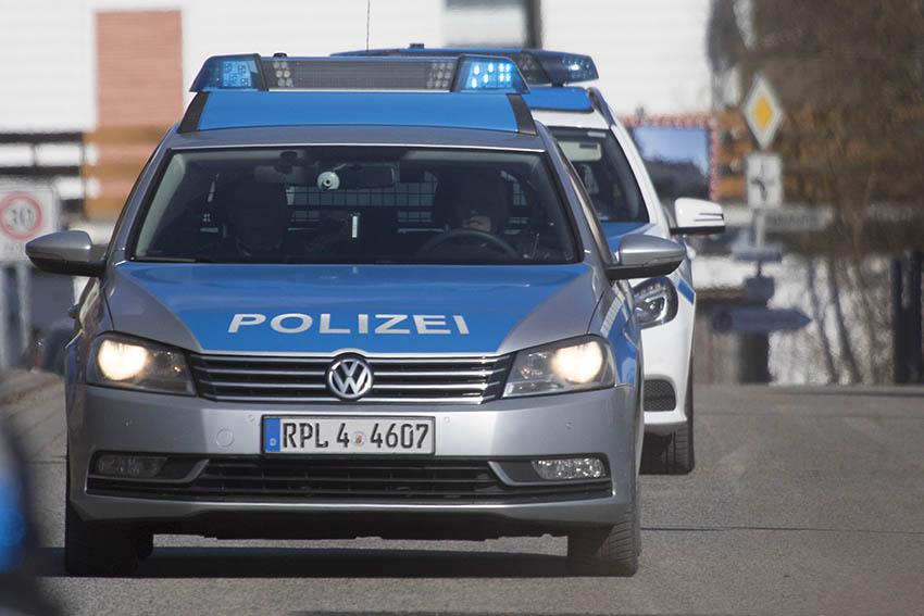 """Falsche Lautsprecherdurchsage: """"Hier spricht die Polizei"""""""