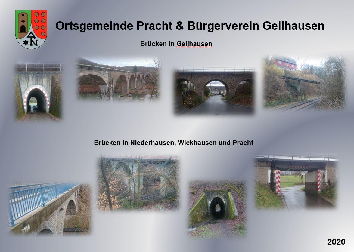 Veranstaltungen in der Ortsgemeinde Pracht und in Geilhausen