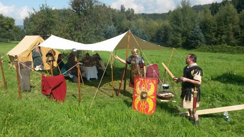 Limesfest in Hillscheid: Familie trifft Römer