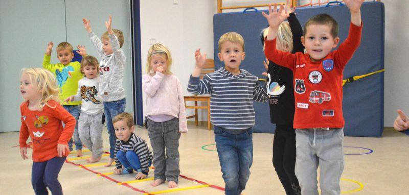 Kooperation: KSC und Kindergarten Dürrholz bieten Karate für die KiTa