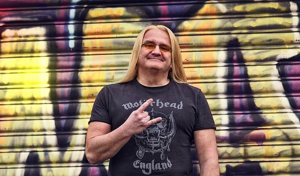 Der Rocker im Kulturwerk: Tickets zu gewinnen