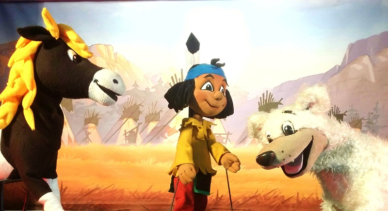 �YAKARI � Der kleine Indianerjunge� kommt nach Hamm
