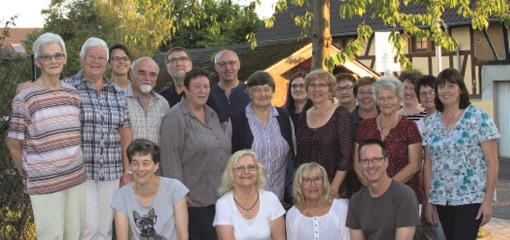 70 Jahre S�ngervereinigung Ingelbach: Projektchor geplant