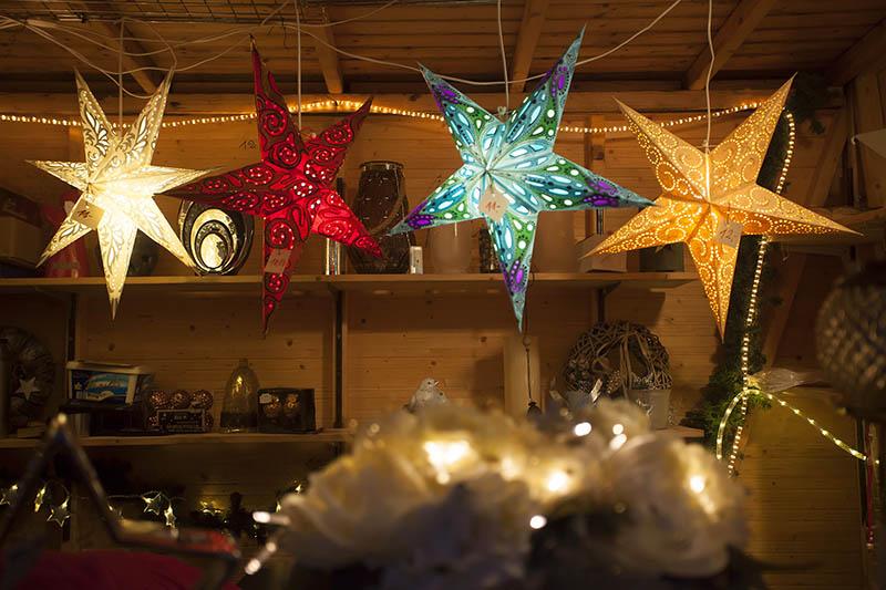 Adventsfeier im Lichterglanz in Kleinmaischeid