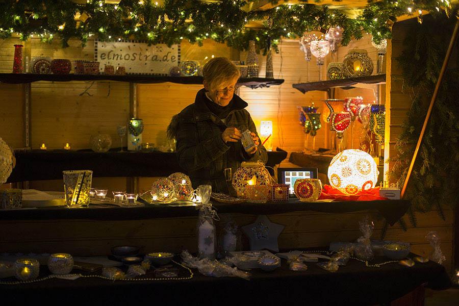 Weihnachtsmarkt Puderbach am 3. Adventswochenende