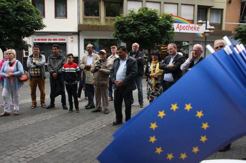 """Alternative Fakten"" sind Thema bei Pulse of Europe"