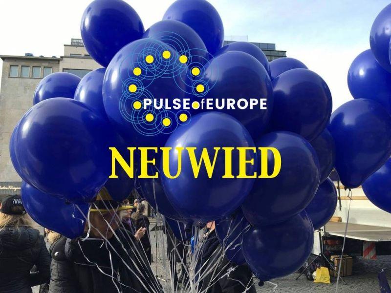 Pulse of Europe Neuwied hat Europapolitiker zu Gast