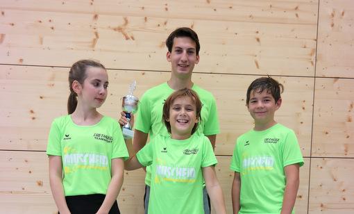 Linz ist ein gutes Pflaster f�r Gebhardshainer Badmintoncracks