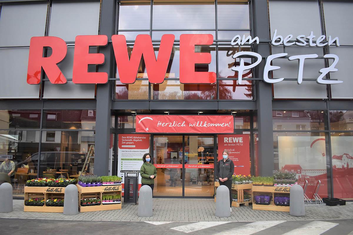 REWE-Markt ist die neueste Attraktion in Westerburg