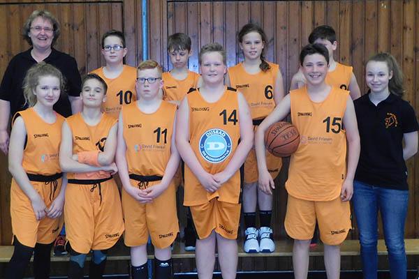 Basketball-Rheinlandmeisterschaft U12 - BBC war dabei