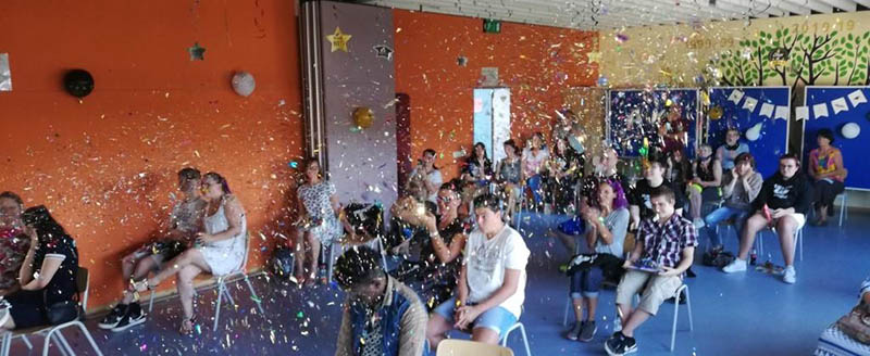 Realschule Puderbach: Mit den besten Wünschen Schüler verabschiedet