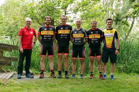 RSC Betzdorf: Michael Graben gewinnt Zeitfahren in Oelde