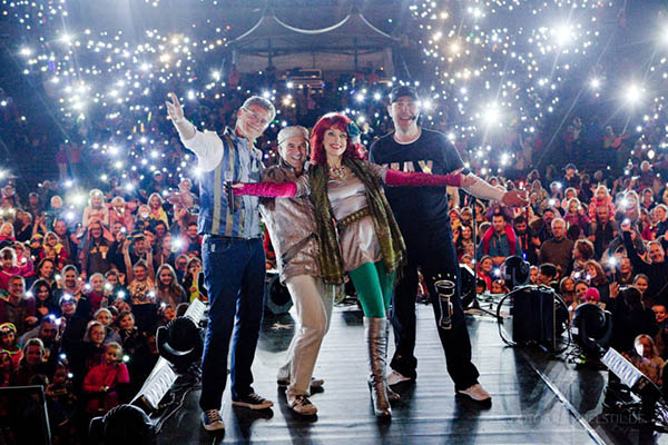 3. KNAX-Taschenlampenkonzert am 25. Mai