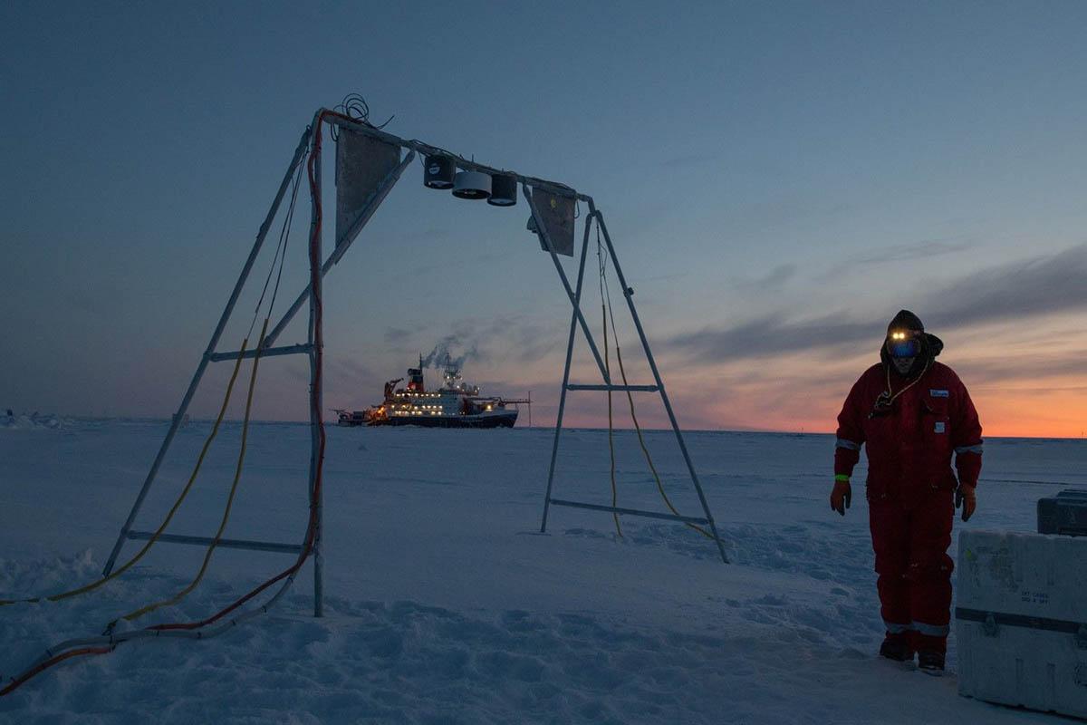 Was in der Arktis passiert, bleibt nicht in der Arktis