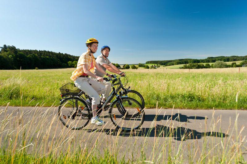 Marienthal: Geführte E-Bike Tour durch den Hachenburger Westerwald