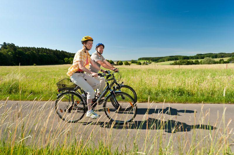 Allwetterrunde - Geführte E-Bike - Radtour durch den Hachenburger Westerwald
