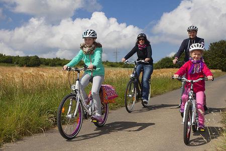 Radwandern soll als touristisches Standbein der Region Westerwald ausgebaut werden. (Foto: Wolfgang Tischler)
