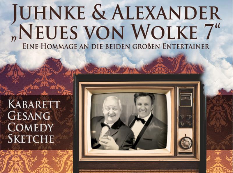"""Juhnke & Alexander: """"Neues von Wolke 7"""" in Ransbach-Baumbach"""
