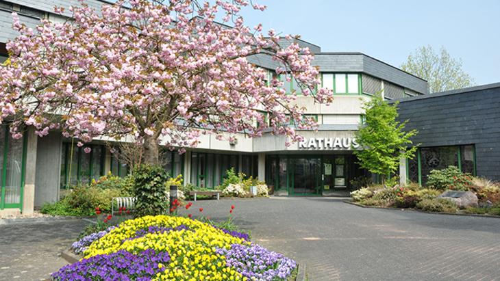 Das Rathaus in Altenkirchen (Foto: Verbandsgemeinde Altenkirchen-Flammersfeld)