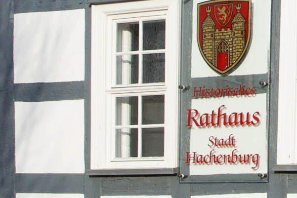 Haushaltssatzung der Stadt Hachenburg für 2017