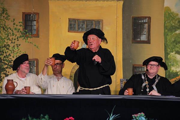 Historischer Rat tagte zum Westerburger Stadtjubiläum