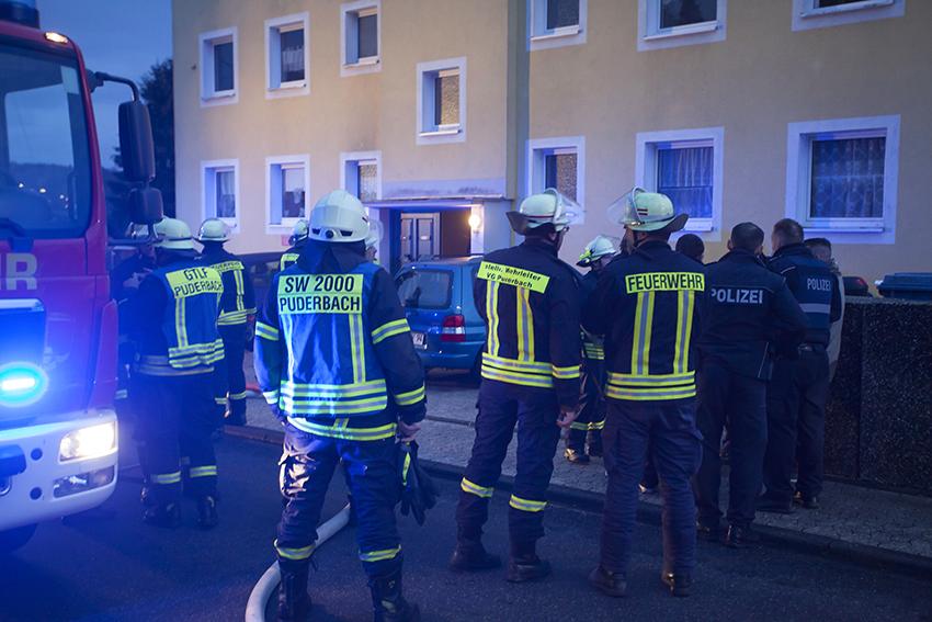 Zwei halbe Hähnchen lösten großen Feuerwehreinsatz aus