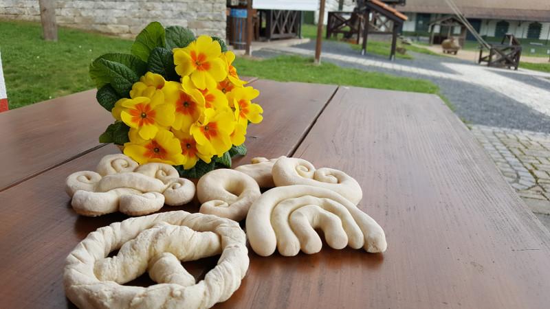 Altes Brauchtum: Osterferienprogramm in der RömerWelt