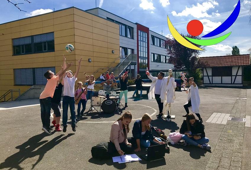 Infos zu Anmeldungen an der Marion-Dönhoff-Realschule plus Wissen