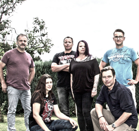 Red Igelz aus Morsbach rocken die Germania