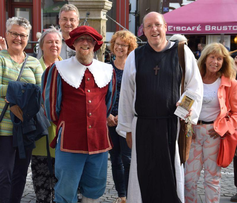 Zusammenarbeit in der Woche zum Reformationsjubiläum