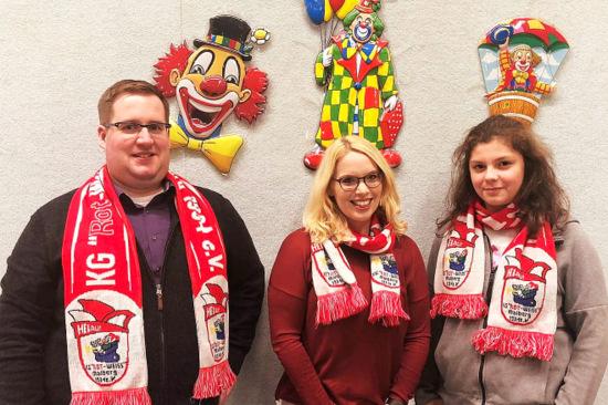 Sessionsstart bei den Malberger Karnevalisten