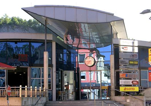 Der Wissener Regio-Bahnhof. (Foto: Stadt/Verbandsgemeinde Wissen)