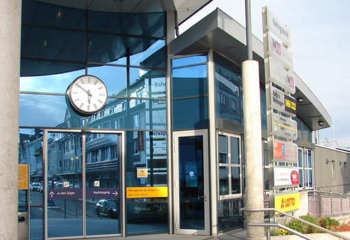 Zw�lf Jahre Regio-Bahnhof: Jetzt flie�t die ausstehende Millionen-F�rderung