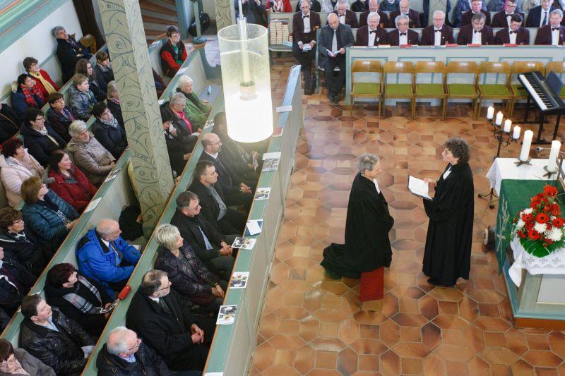 Pfarrer Rehfeld geht: Der stille �sthet verabschiedet sich