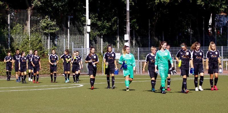 U17 B-Juniorinnen reisen am dritten Bundesligaspieltag nach Speyer