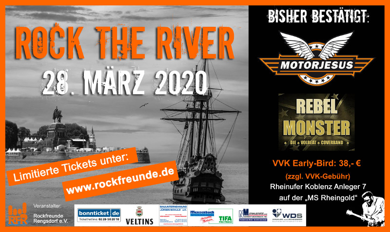 Vom Wald auf den Fluss: Rock the River 2020