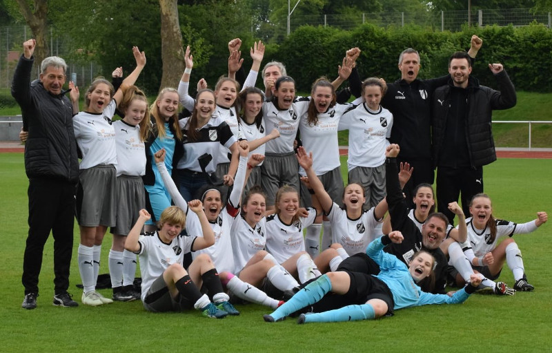 Rengsdorfer U17 mit letztem Bundesligaheimspiel gegen Borussia Mönchengladbach