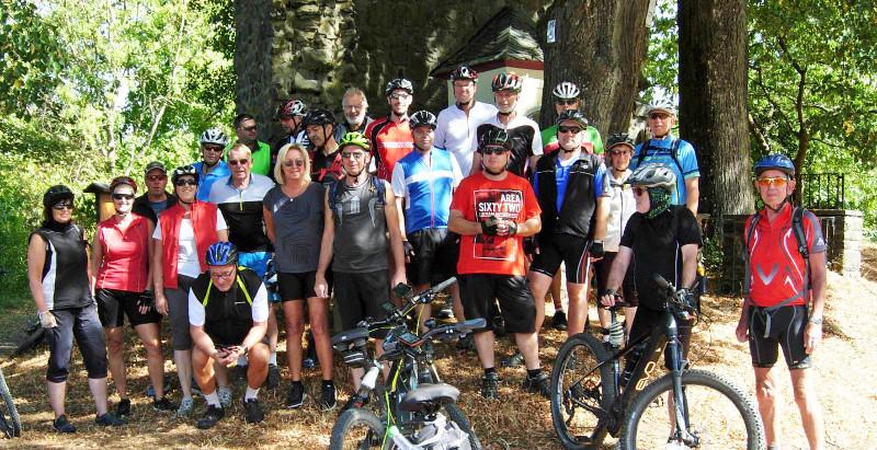Westerwaldverein geht auf Radtour