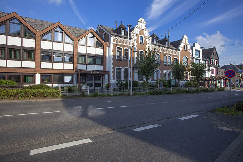Öffnung der Verwaltung der VG Rengsdorf-Waldbreitbach